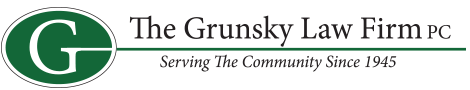 The Grunsky Law Firm PC logo